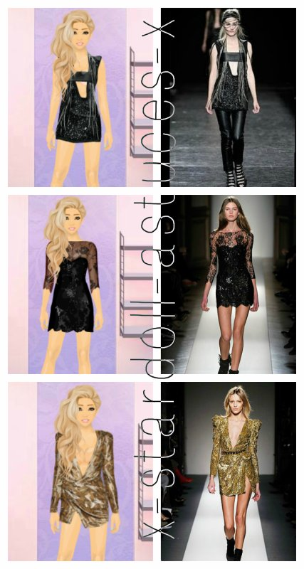 "Stardoll version réel #4 ""Callie's picks No.21"""
