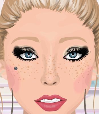 Tuto Make-up n°1 : Mon maquillage du moment