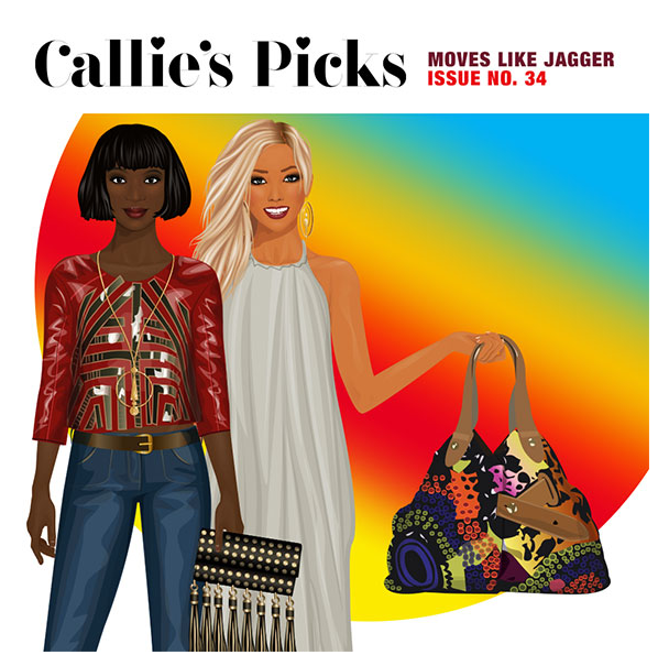 Callie's Picks Issue No.34