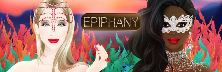 Nouveautés Epiphany !!