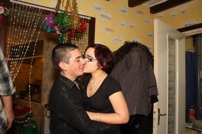 Nouvel An chez mes beau parents
