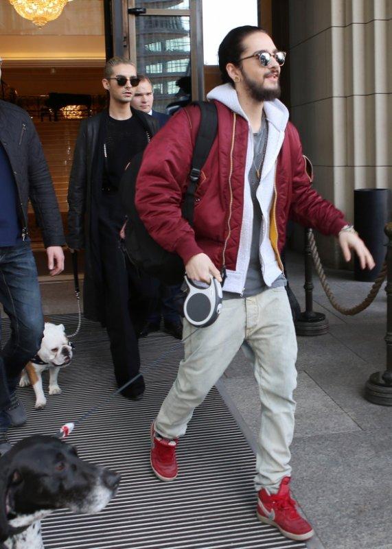 Ne vous inquiétez pas Pumba a quitté l'hotel aussi!!! <3 ;-)