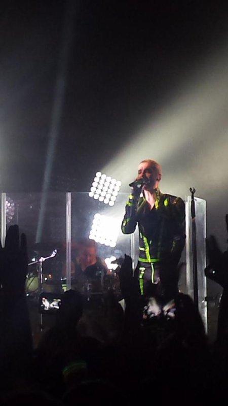 Concert à Berlín, 23.03.2015 (Heimathafen) suite
