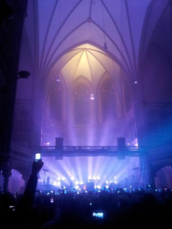 Concert à Hamburg - 24.03.2015 (Kulturkirche) - 2