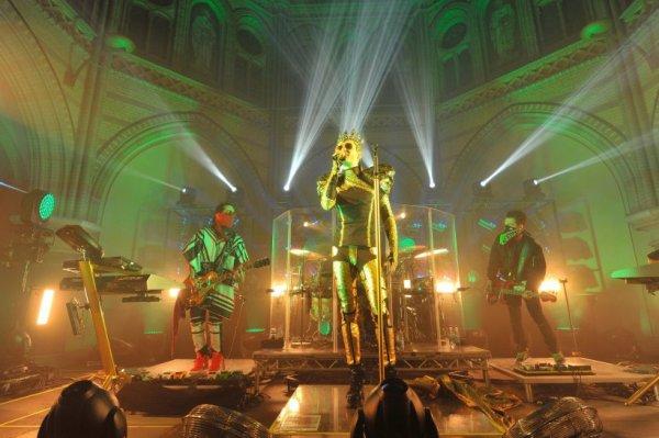 Concert au « Kulturkirche » à Hambourg, Allemagne (24.03.15)