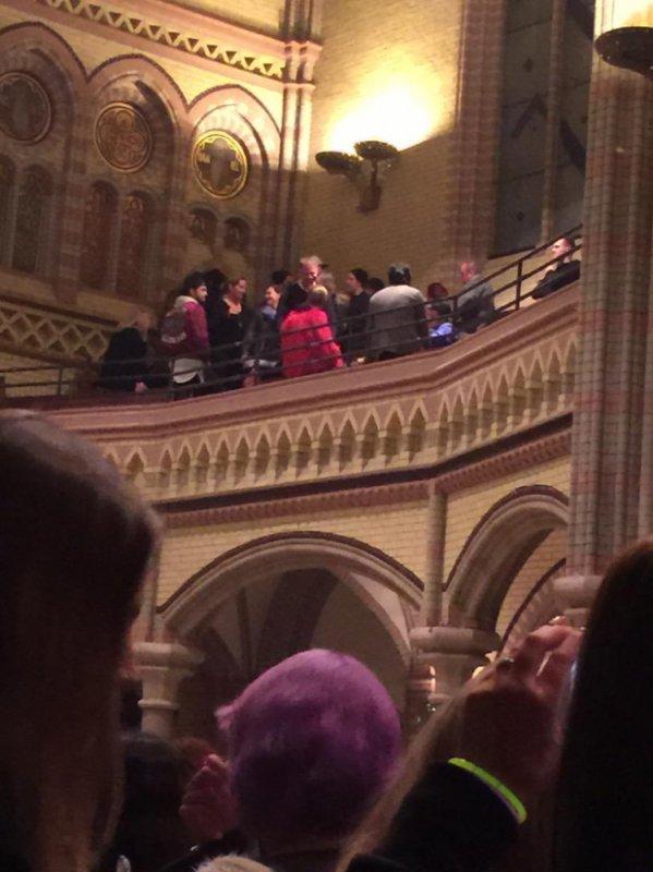 24.03.2015 Hamburg - la famille de Bill et Tom Kaulitz