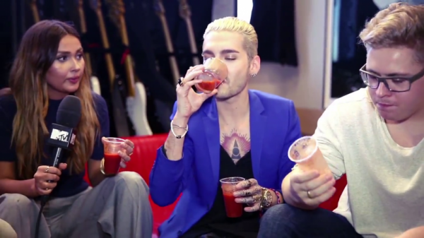 Tokio Hotel interview | MTV Style Germany -Screenshots