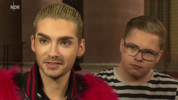 NDR.de - Tokio Hotel Interview (24.03.2015)  - SCREENSHOTS