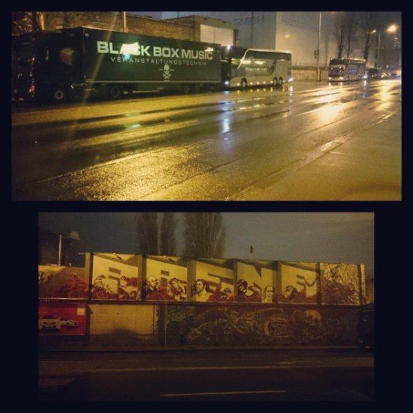 Tokio Hotel Hotel arrive à Wiev - Autriche