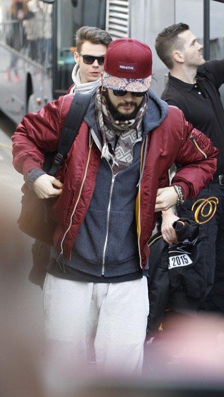 15.03.2015 Zurich - Arrivée (retour en arrière)