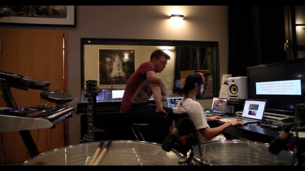 Tokio Hotel TV 2015 [EP 08] Making The Sound  - SCREENSHOTS
