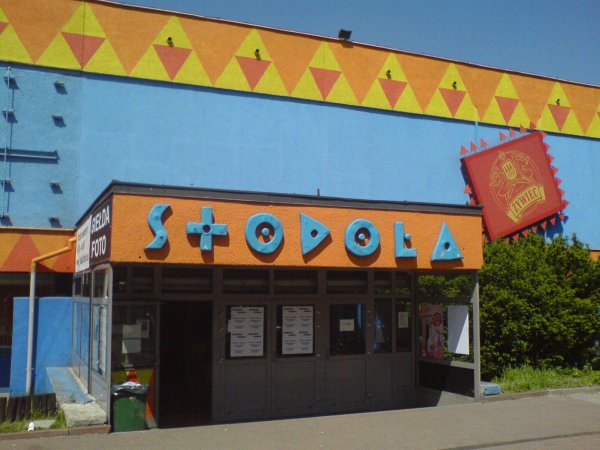 Klub Stodola à Varsovie