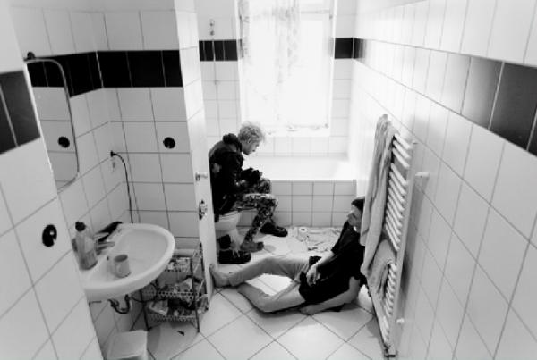 Photoshoot por Mark Huth - suite