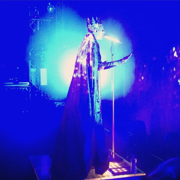 Instagram lutzbuch : dernier concert de la tournée.