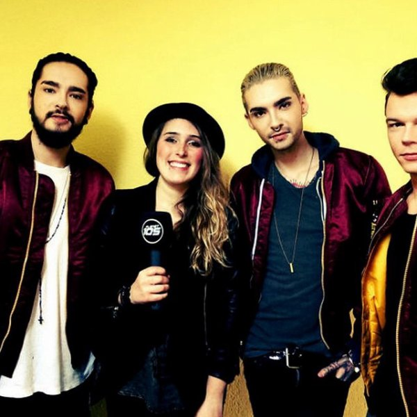 [NEW AUDIO] Tokio Hotel Interview for Planet 105 by Kim Valery [17.03.2015]