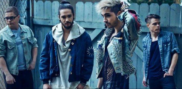 Article de Deutsche Welle :  Tokio Hotel : « petites salles, grandes fêtes »
