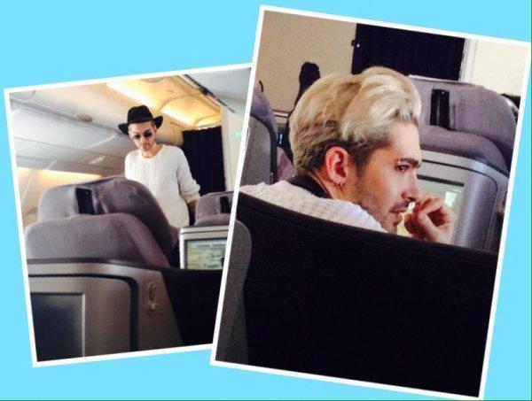 Vol de Francfort à Los Angeles - 29.03.2015
