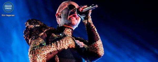 Article de smashpress.nl :  Tokio Hotel à TivoliVredenburg
