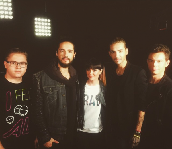 """[NEW VIDEO] Tokio Hotel Interview à Polish TV """"TVN"""" - Varsovie Pologne [27.03.2015]"""