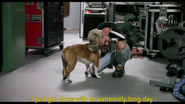 Tokio Hotel TV 2015 [EP 09] The Making Of Feel It All  - SCREENSHOTS