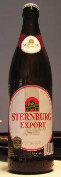 La biere préférée de Gustav :  La Sternburg Export B Abfüllung