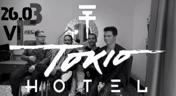 Tokio Hotel Exclusive Interview FULL version