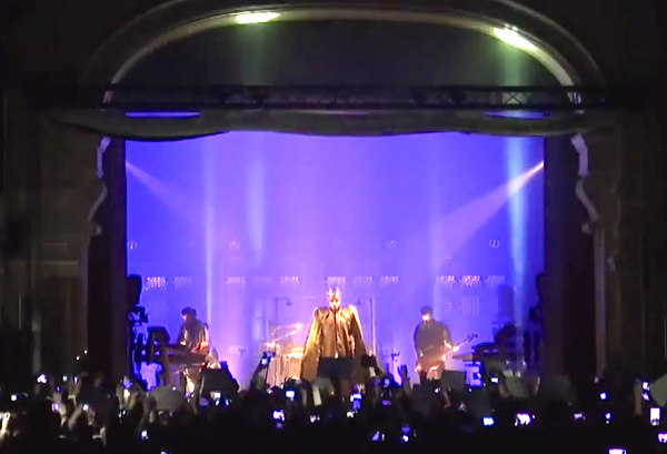 [NEW VIDEO] Tokio Hotel Live in Berlin - Interview with Torben Lehmann (FIA Tour Lighting technician) [23.03.2015]