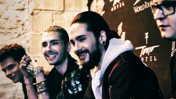 Article de meichy.com : Conseils de pros : les concerts de Tokio Hotel