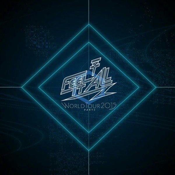 Logo de la seconde partie de la tournée