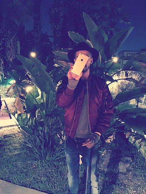Instagram Bill kaulitz : #minigolf
