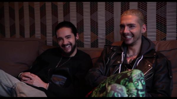 Tokio Hotel TV 2015 [EP 13] The Making Of Tokio Hotel TV! - SCREENSHOTS