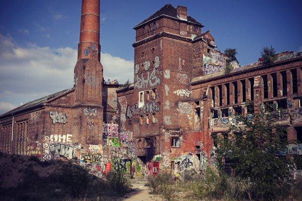 """Où a été enregistré """"Feel It All"""" (usine de crème glacée abandonnée à Berlin)"""