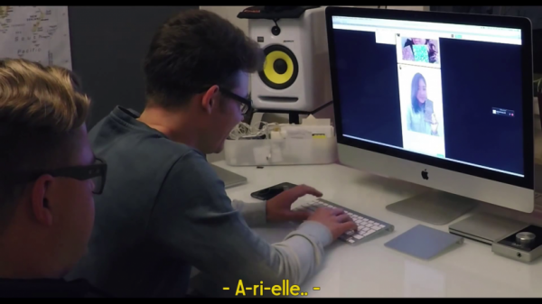 Tokio Hotel TV 2015 [EP 14] #AskTokioHotel - SCREENSHOTS