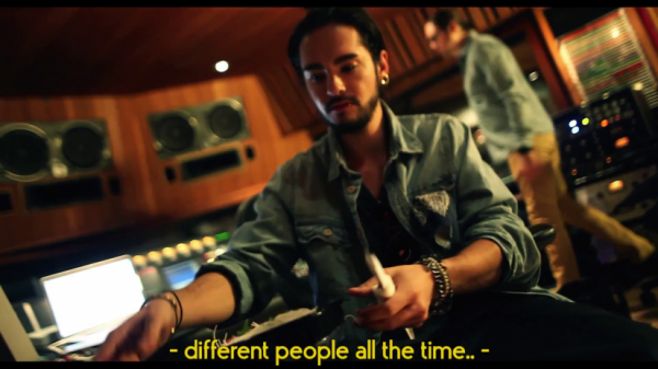 Tokio Hotel TV 2015 [EP 15] The Kaulitz Plan : SCREENSHOTS