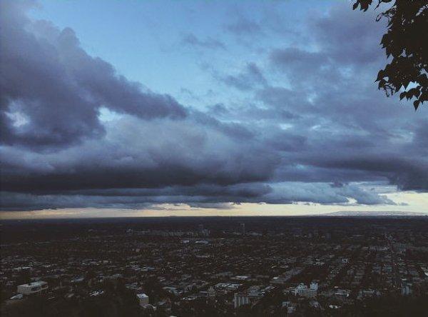 instagram BillKaulitz :#temps orageux