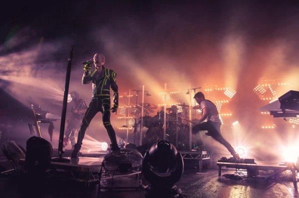 Tokio Hotel Live (2015) - by Erik Bergamini