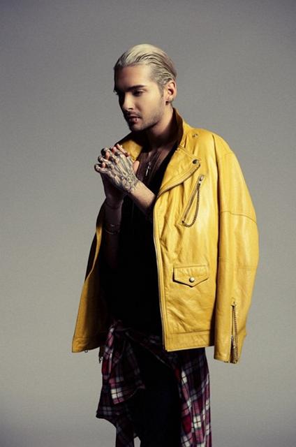 Instagram Bill Kaulitz : #shoot #superiormag @superiormag