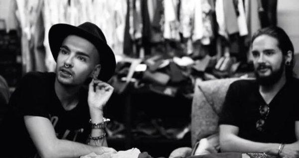 Instagram Tokio Hotel : Sssssshhhhhhh #TokioHotelTV #Youtube