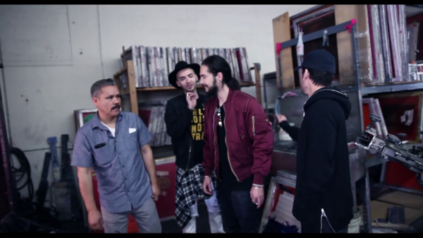 Tokio Hotel TV 2015 [EP 18] Three holes going to fall apart  - SCREENSHOTS
