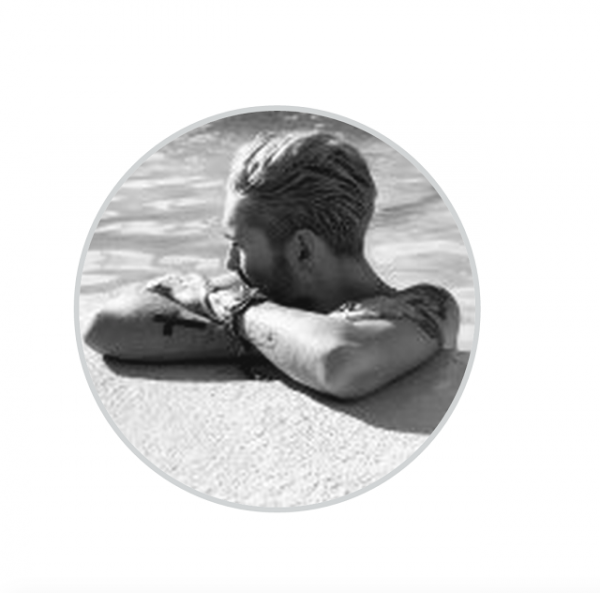 Nouvelle photo de profil de Bill sur son compte instagram