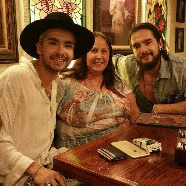 Photos-Bill et Tom, Palmsprings-27.06.2015.