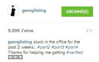 Instagram Coincé au bureau ces deux dernière semaines... #part2 #part3 #part4 Merci de m'avoir aidé à être un #compteofficiel