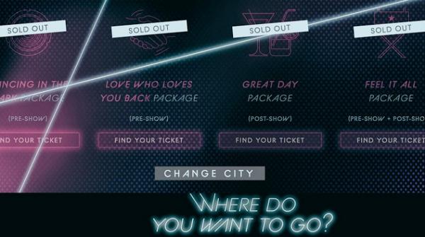 Instagram Tokio Hotel : Mexico a déjà tous ses tickets VIP sold out, nous sommes impatients de vous rencontrer!