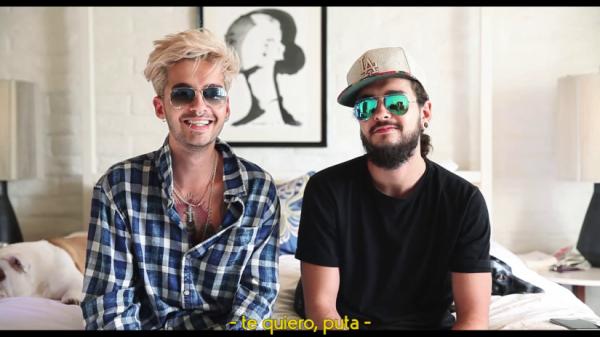 Tokio Hotel TV 2015 [EP 20] - SCREENSHOTS