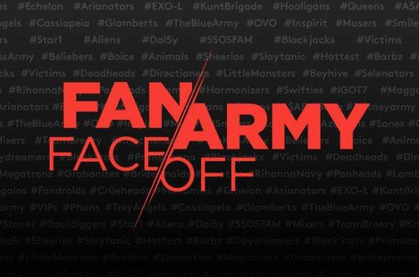 Vous pouvez voter pour le groupe aux Billboard 2015 Fan Army Face-Off