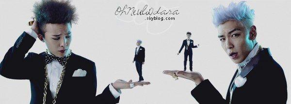 GD&TOP Vol.1, le nouvel album de notre duo chéri~♥