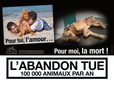 ♥L'ABANDON, UN ACTE BARBARE♥