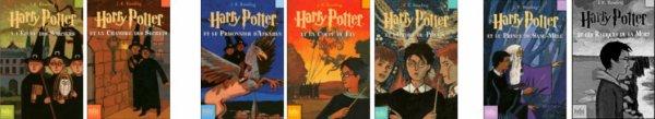 Harry Potter et les Reliques de la mort - Rowling