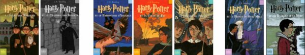 Harry Potter et la Chambre des secrets - Rowling