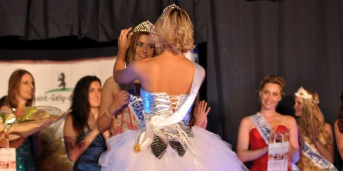 Anais Celma - Miss Grand Pic Saint-Loup 2015